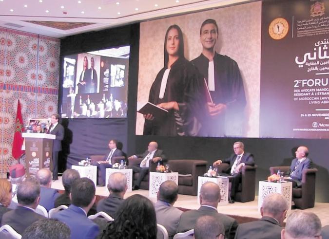 Abdelkrim Benatiq: Les avocats MRE doivent participer à l'élaboration de la décision judiciaire au Maroc