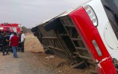 L'équipe féminine de l'OCS victime d'un accident de la route