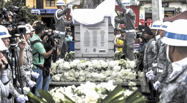 Un an après le drame, hommage en Colombie aux joueurs de Chapecoense