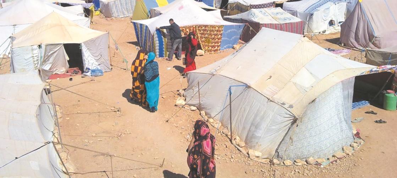 Alger en flagrant délire discriminatoire : Le FJDH énumère toute une série d'exactions visant les séquestrés de Tindouf