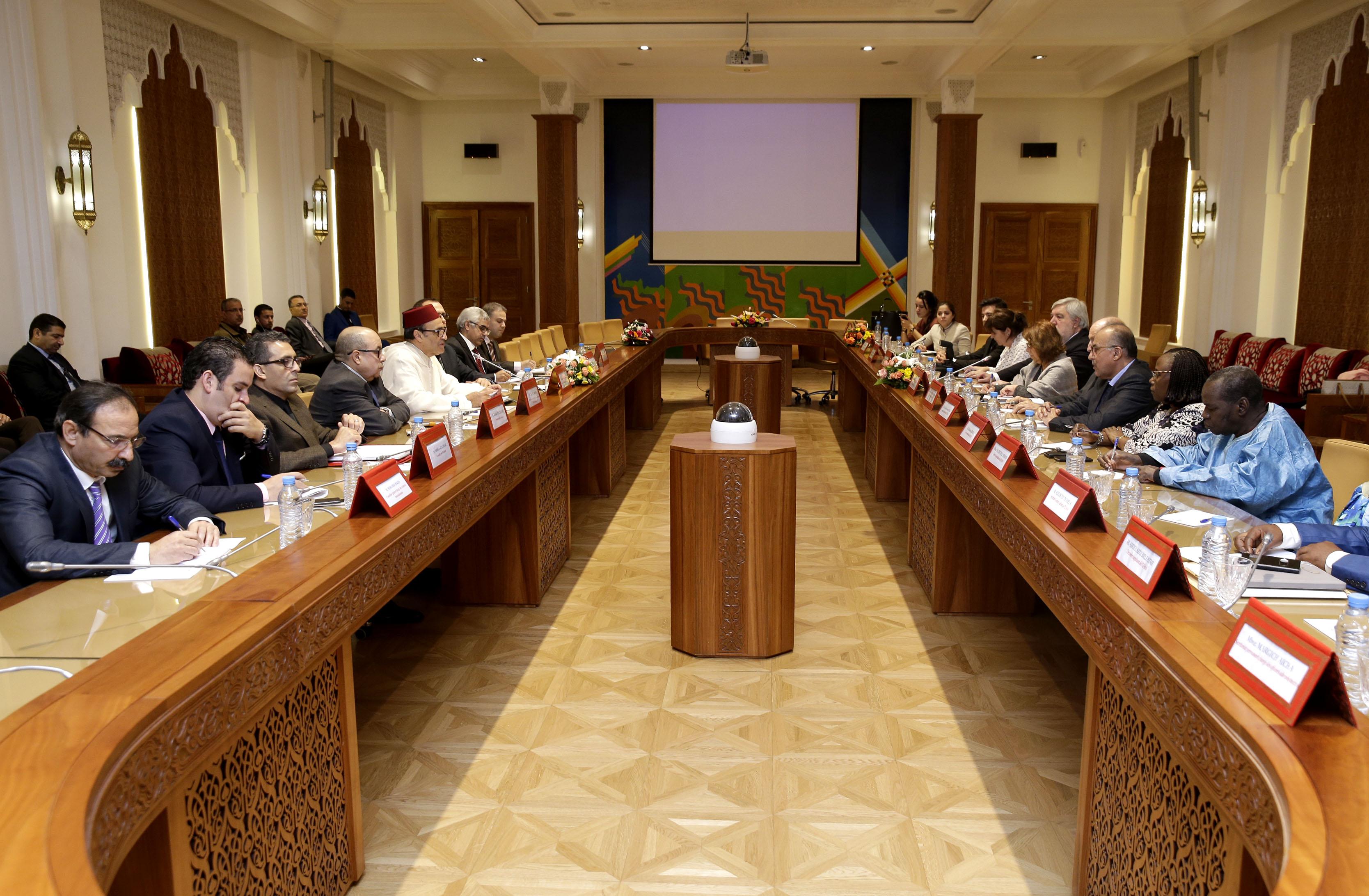 Habib El Malki : Le Maroc a opté pour l'économie  sociale et solidaire depuis le début des années 70