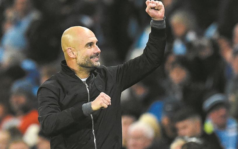 Guardiola regrette l'absence de Pogba pour le derby