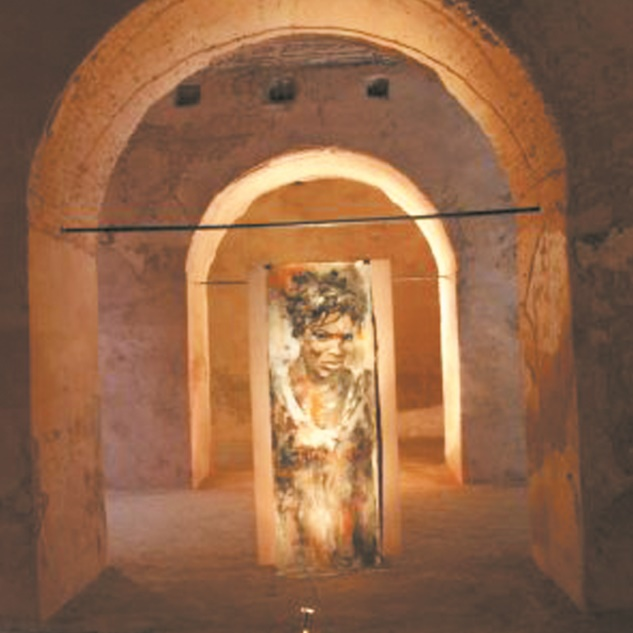 Le voyage souterrain de Patrick Singh à la prison Qara