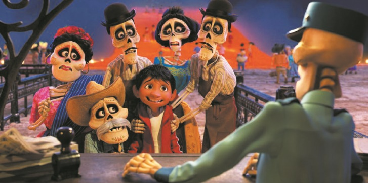 """""""Coco"""" toujours en tête du box-office"""