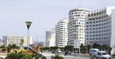 Progression des arrivées touristiques à Tanger à fin août dernier