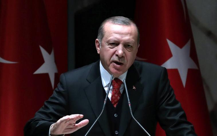 """Jérusalem est une """"ligne rouge"""" pour Erdogan"""