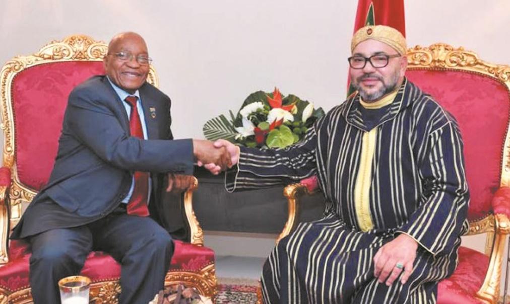 Entre Rabat et Pretoria, le pragmatisme a prévalu : Quel impact pour  tout un continent ?