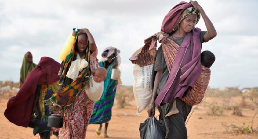 15.000 Africains déplacés chaque jour dans leur propre pays