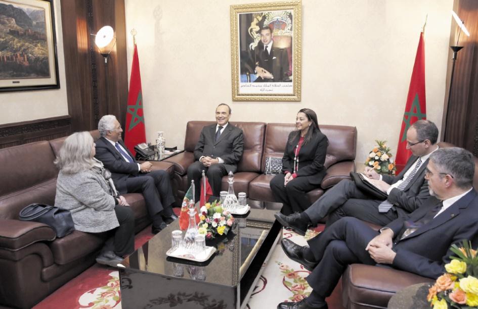 Habib El Malki appelle au renforcement des relations entre les institutions législatives marocaine et portugaise