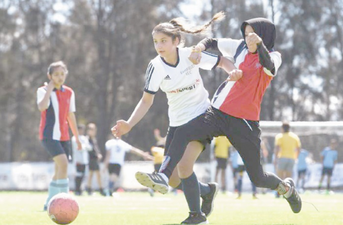 Le foot, un refuge pour les enfants qui cherchent l'asile en Australie