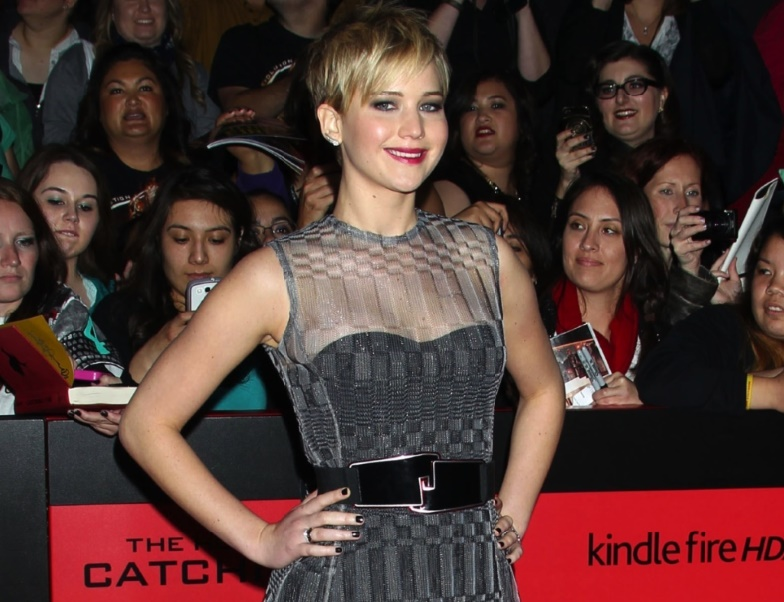 Jennifer Lawrence dure avec ses fans