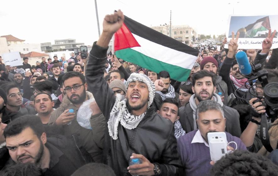 Plusieurs manifestations dans le monde musulman contre la décision de Trump
