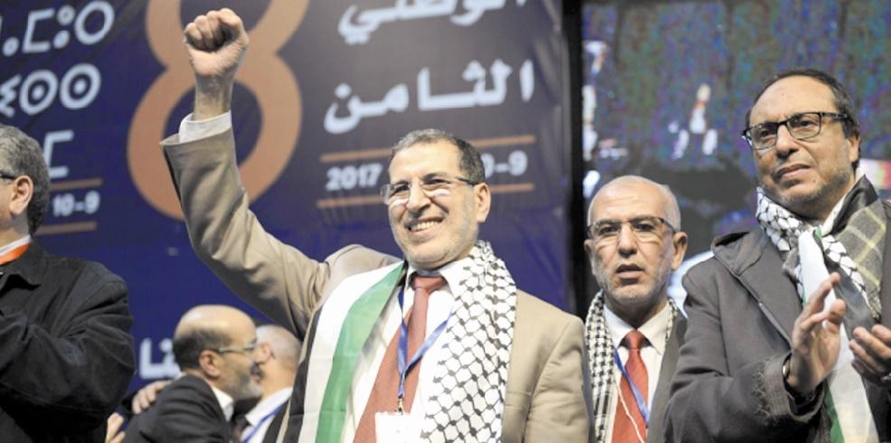 Saad-Eddine El Othmani élu Secrétaire général du PJD