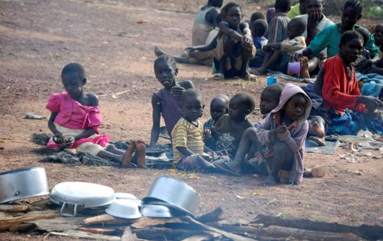 400.000 enfants risquent la mort dans le Kasaï en RDC