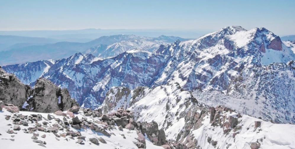 La montagne, un joyau naturel en danger