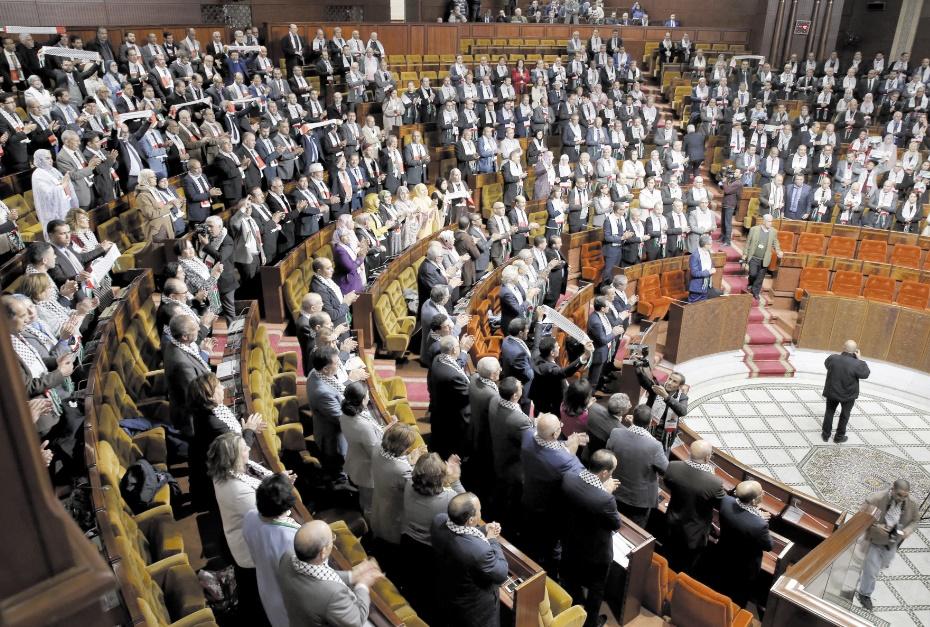Tenue ce jeudi à Rabat d'un Sommet des présidents des Parlements arabes