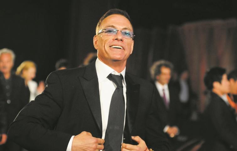 """Jean-Claude Van Damme espère """"sauver sa carrière"""""""