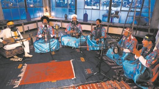 Innov Gnawa nommé aux Grammy Awards