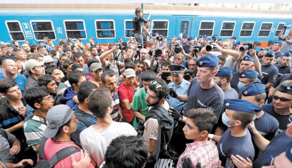 Vive discussion de l'UE sur les quotas de réfugiés