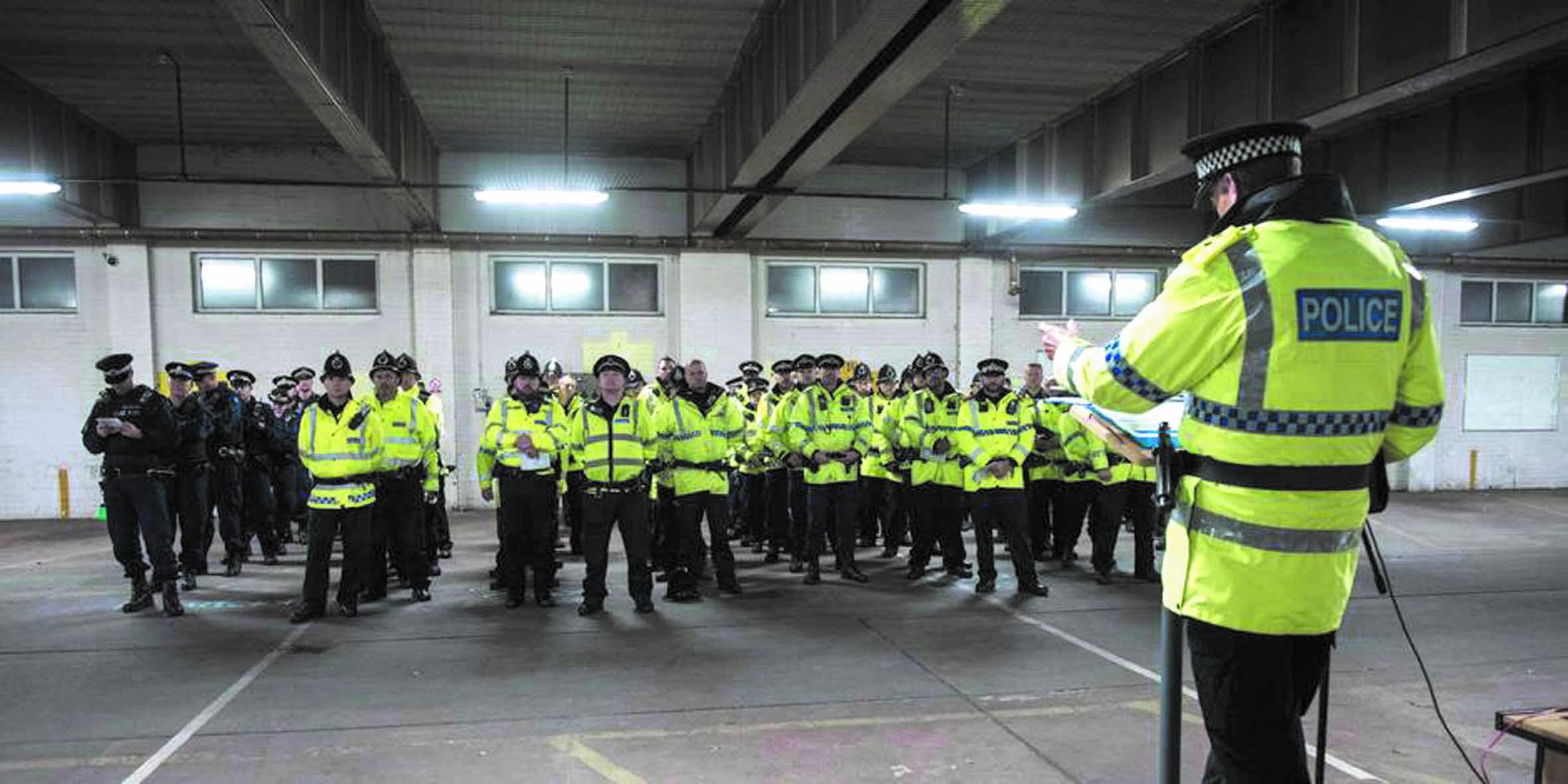 Hooliganisme : Les polices britannique et russe font équipe avant le Mondial