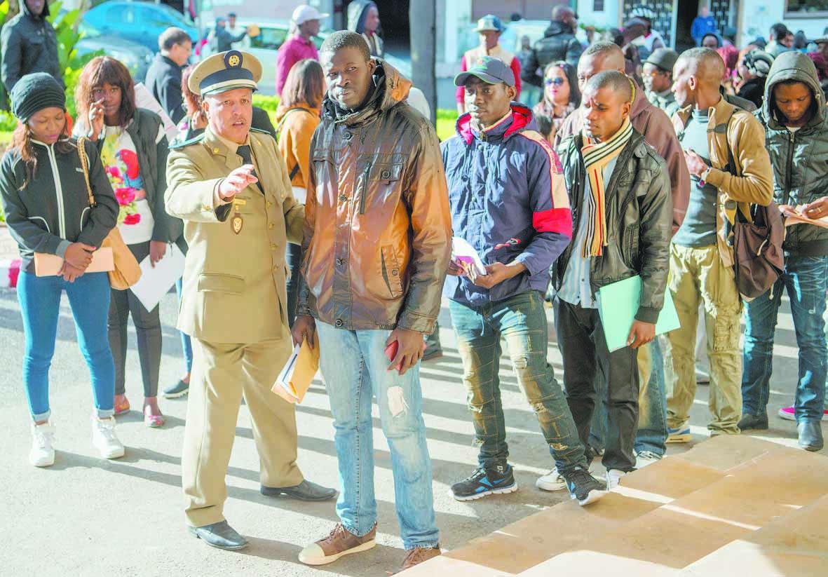 Ces Marocains attelés à la défense des droits des migrants