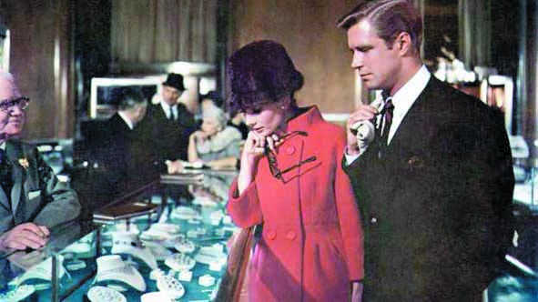 Les meilleurs films de tous les temps : 83 - Diamants sur canapé Blake Edwards (1961)