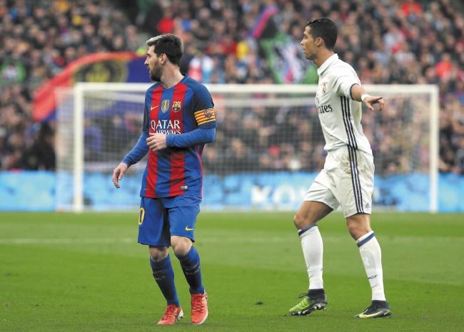 La folle semaine avant le clasico Real-Barça