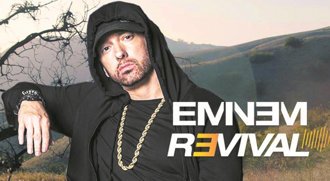 """""""Revival"""" : Un nouvel album de Eminem très décevant"""