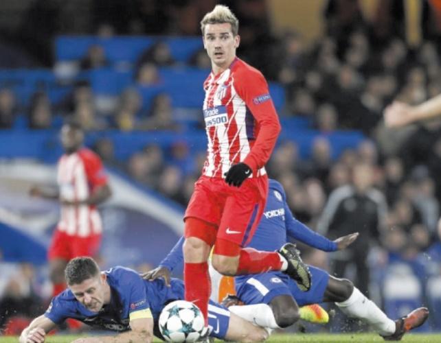 L'Atletico saisit la Fifa pour contacts répétés entre Barça et Griezmann
