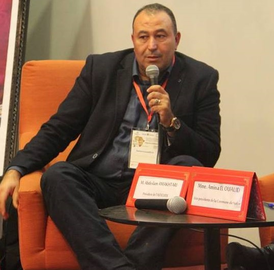 Abdessalem Amakhtari : Nous sommes pour une démarche humanitaire et de droit