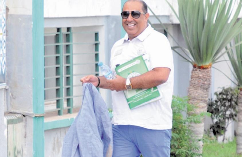 Le Raja conserve son élan victorieux : Hasbane quittera la présidence des Verts le 8 janvier