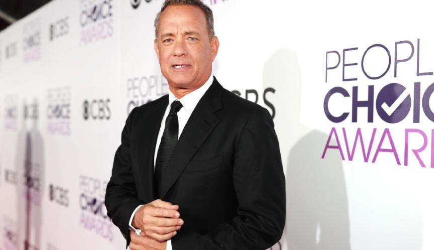 Tom Hanks fan de Johnny Hallyday