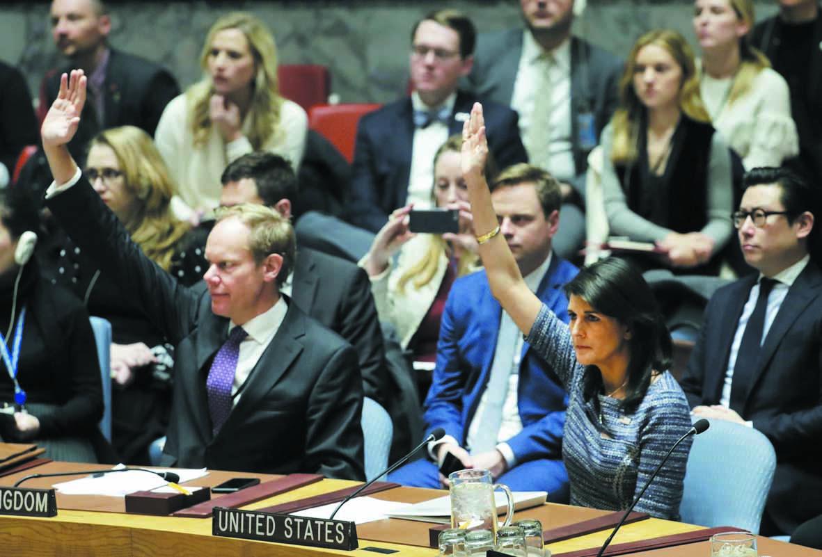 Pyongyang voit un acte de guerre  dans les nouvelles sanctions de l'ONU