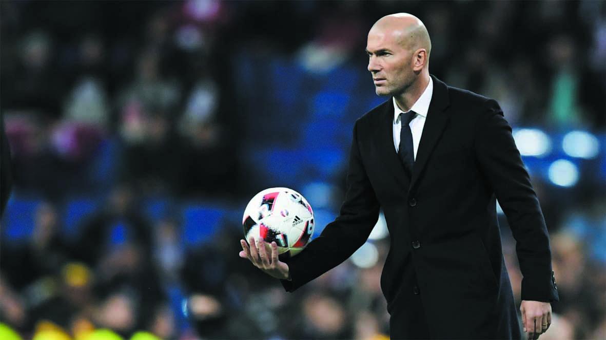 Morne réveillon pour Zidane après un an d'ivresse