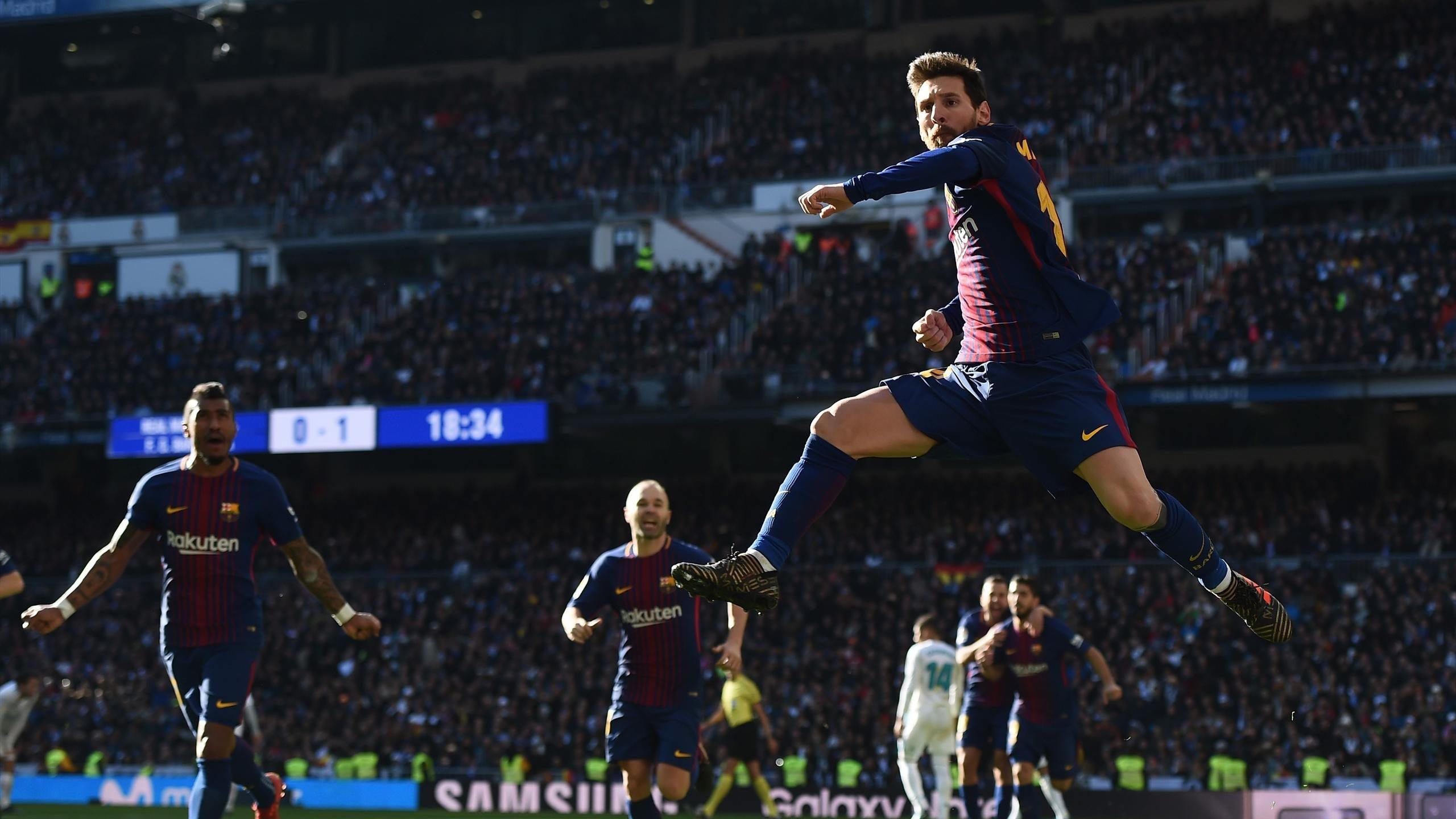 Le Barça assène le coup de grâce au Real
