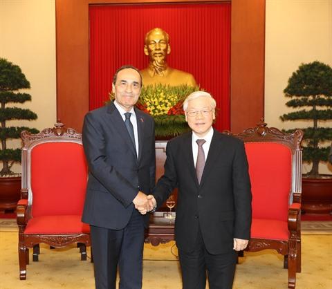 Habib El Malki : Les responsables vietnamiens considèrent le Maroc comme un partenaire incontournable