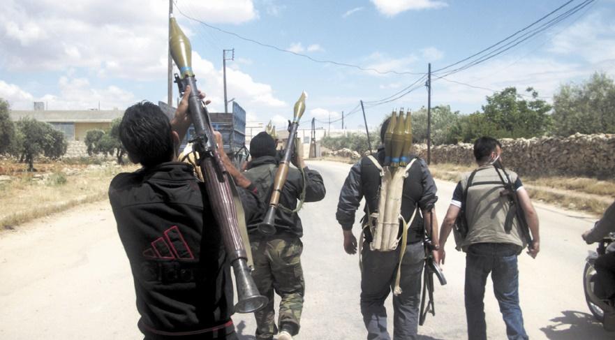 Des rebelles syriens refusent la conférence de Sotchi