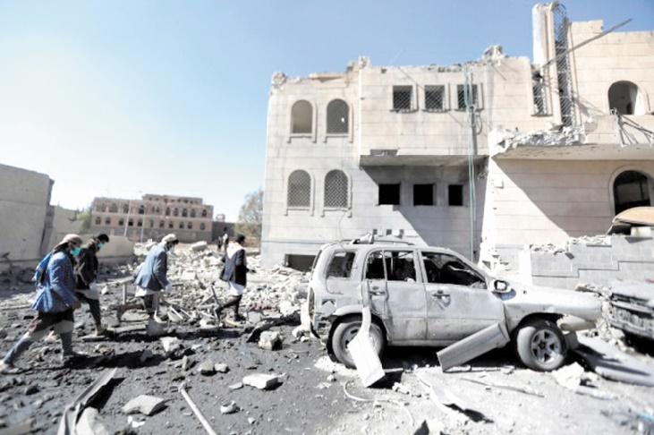 14 civils tués sur un marché  au Yémen