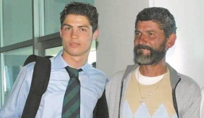 La promesse de Ronaldo à son défunt père