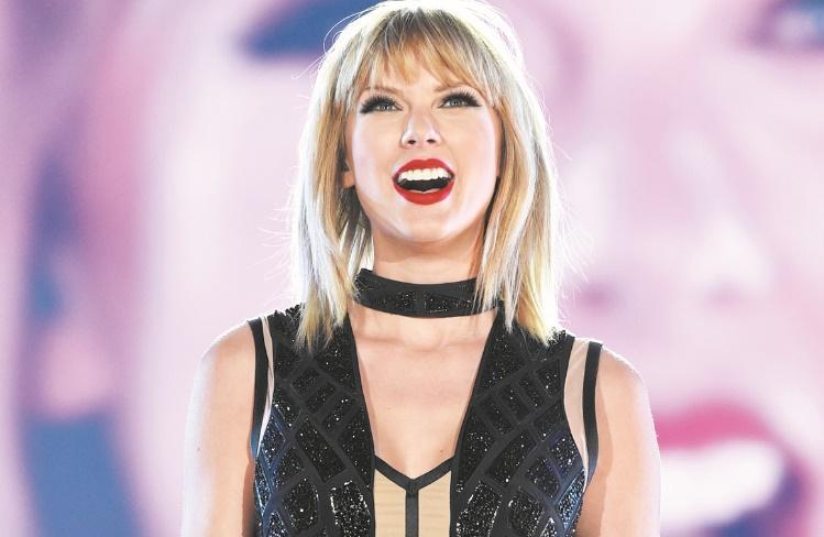 Taylor Swift numéro un du Billboard US