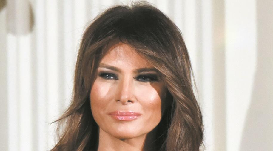 Melania Trump veut abattre un symbole de la Maison Blanche