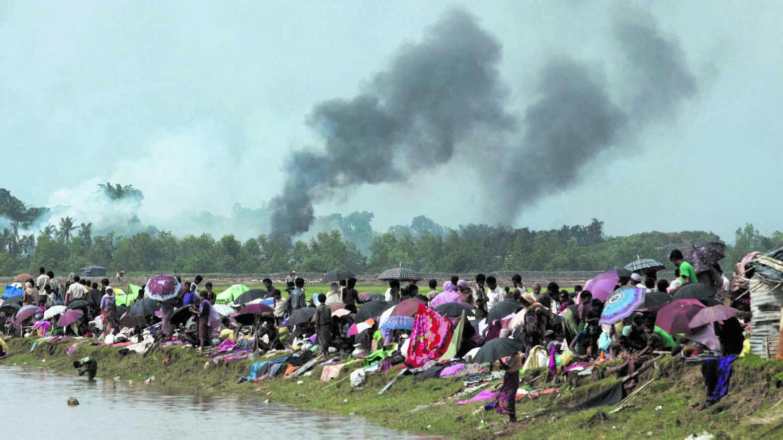 Les Rohingyas victimes d'un nettoyage ethnique