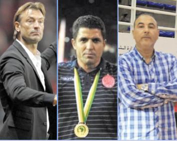 Mission accomplie pour Renard,  Ammouta et Bouzidi