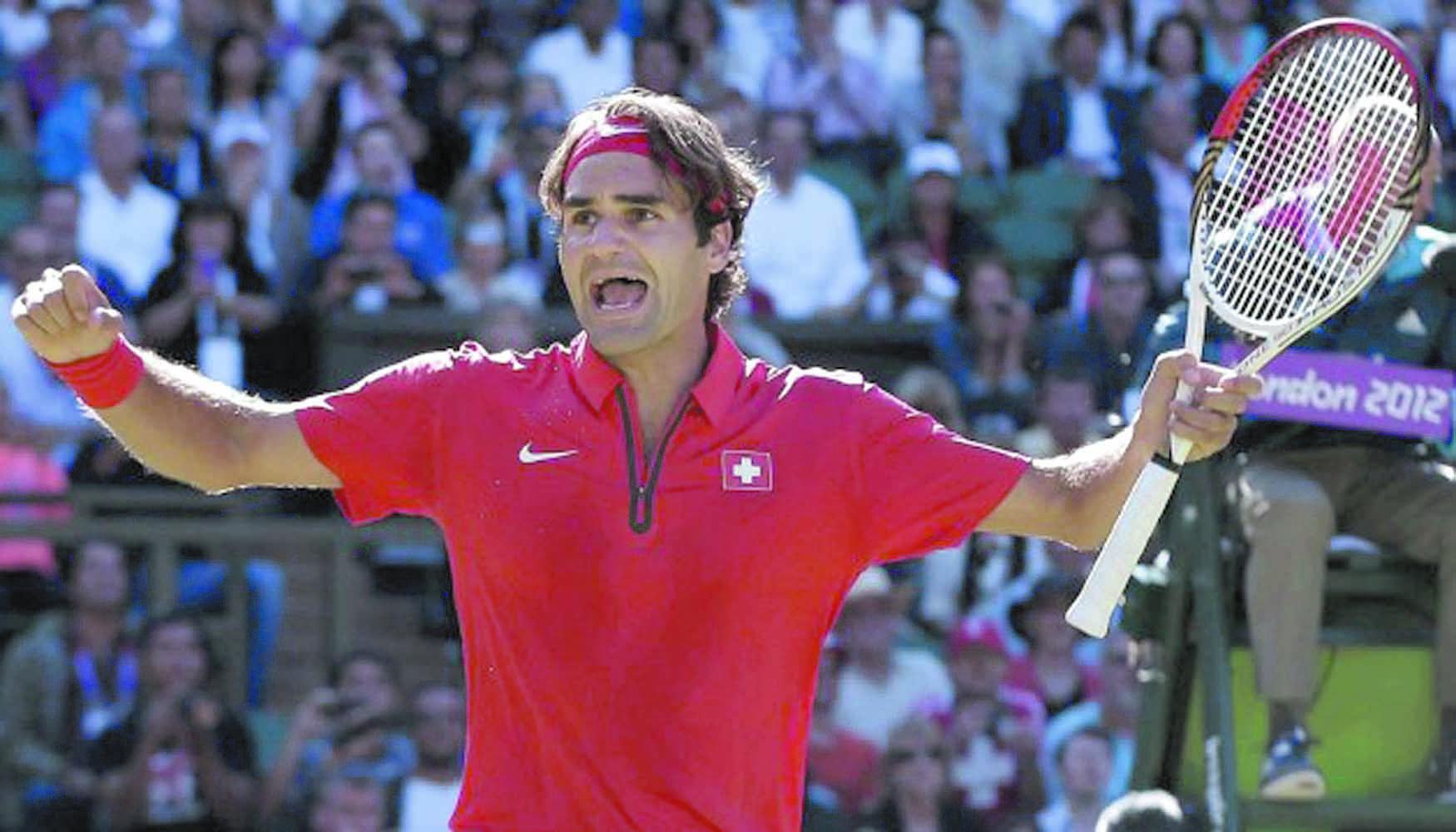 Divin  Federer