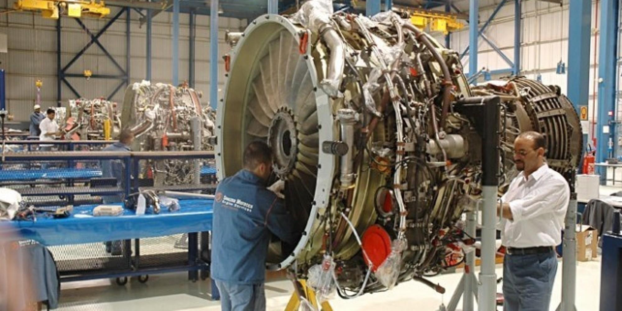 L'aéronautique, un secteur en pleine ascension