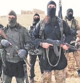Daech hors de l'Irak et de la Syrie