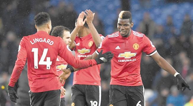 Premier League : Manchester United renoue avec la victoire