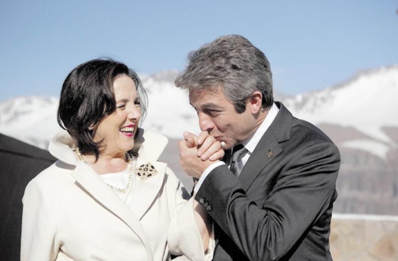 """""""El Presidente"""", film argentin sur les tourments d'un """"président normal"""""""