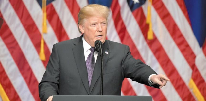 Les Palestiniens outrés par les menaces de Trump