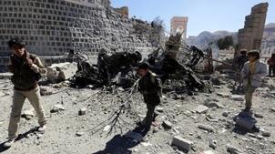 Près de 50 civils et rebelles tués dans des raids aériens au Yémen